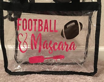 Clear stadium approved purse