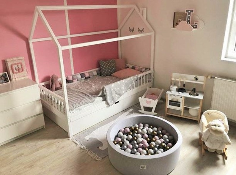 Miraculous Bed Frame Kids Beds Toddler Bed Childrens Beds Twin Bed Tree House Kids Furniture Playhouse Montessori Bed Single Bed Twin Bed Home Interior And Landscaping Mentranervesignezvosmurscom
