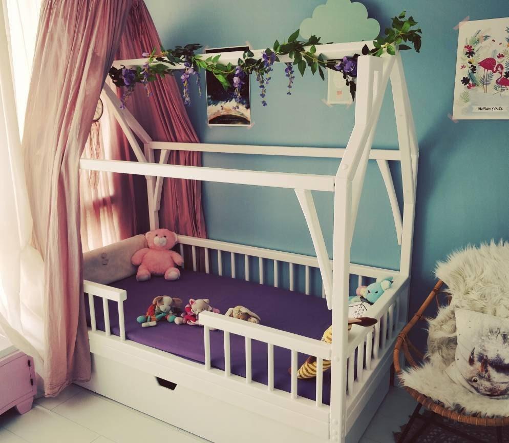 Kinder Bett Queen-Bett Bett Doppelbett Bettrahmen | Etsy