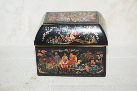 Vintage Limited Edition Russian Enchanted Princess