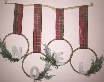 NOEL Christmas Wall Decor