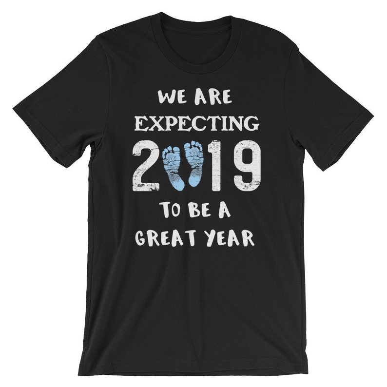 20b8ed08764ce Gender Reveal T Shirt It's A Boy We Are Expecting Baby   Etsy