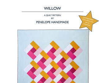 Willow Quilt Pattern
