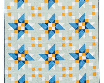 Boulted Quilt Pattern