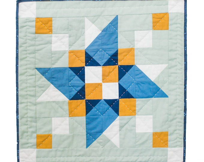 Featured listing image: Boulted 2.0 Quilt Pattern