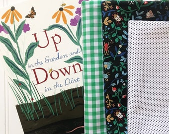 Picture Book & Quilt Set