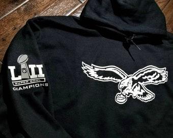 dd6c50b83 Eagles Superbowl Champions hoodie
