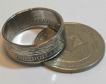 Daves Coin Rings