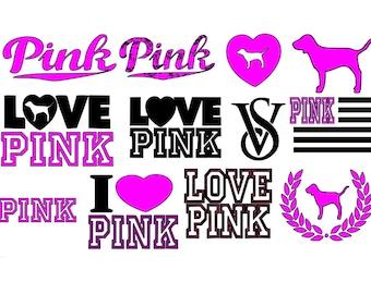 d7fe049382240 Victoria secret pink clothes | Etsy