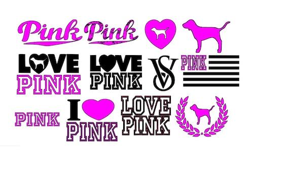 Download Love Pink Logo Svg
