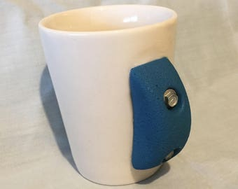 Rock Climber Crimp Mug