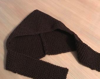 Beanie Baby scarf