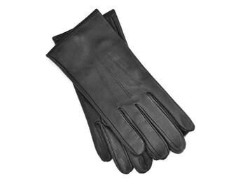 Lamskin Gloves for Man, Lined with Silk