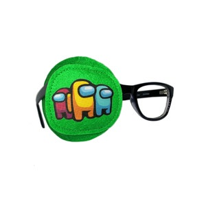 fully obscured eye patch lazy eye treatment dog and friends animal pet
