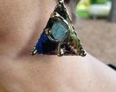 Aquamarine Earrings from Brazil