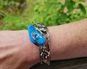 Alpaca Silver Bracelet