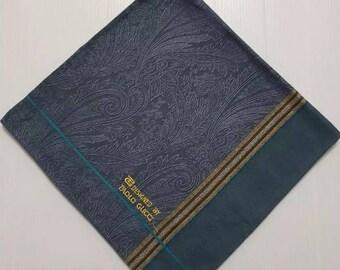 e3b3d7fef601 Paolo Gucci Handkerchief bandana scarf Paisley Design