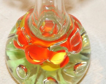 Rare St. Clair Bud Vase Paperweight