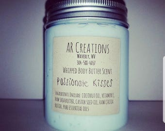 Passionate Kisses Whipped Body Butter
