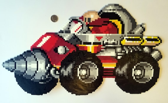 Dr Robotnik Eggman Drill Vehicle From Sonic The Hedgehog 2 Etsy