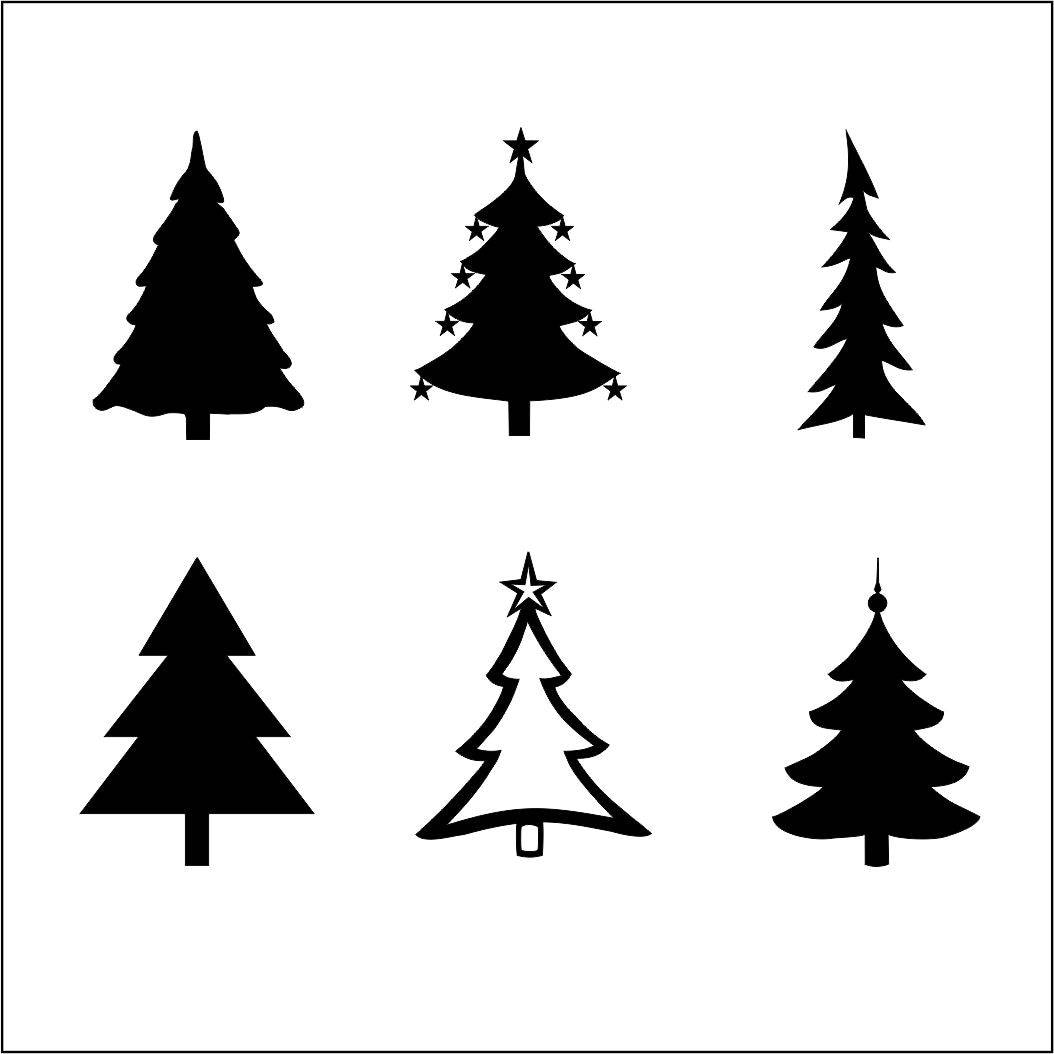 Download Layered Christmas Tree Svg Free For Silhouette - Free SVG ...