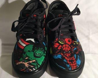 Superhero shoes  a1e3b6e0b