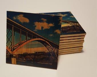 High Bridge Coaster -- Saint Paul, Minnesota