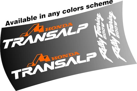 Honda Xl600v Transalp Decals Stickers Aufkleber Autocollant Pegatinas