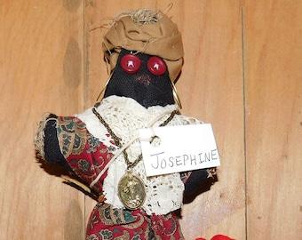 Josephine: Louisiana Creole Doll