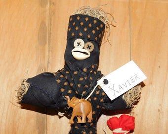 Xavier: Louisiana Creole Doll