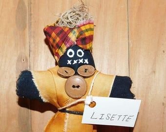 Lisette: Louisiana Creole Doll