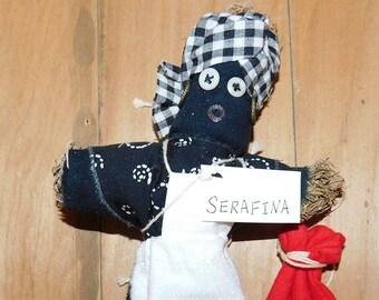 Serafina: Louisiana Creole Doll