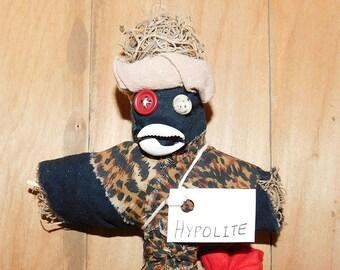 Hypolite: Louisiana Creole Doll
