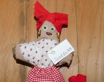 Jameelah: Louisiana Creole Doll