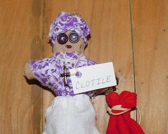 Clotile: Louisiana Creole Doll