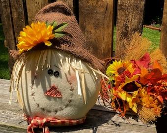 Plush Scarecrow