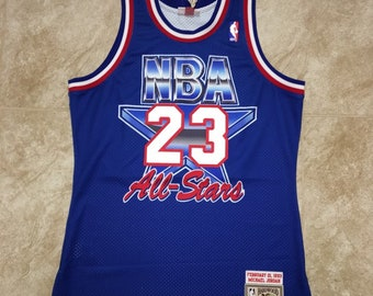 19cbedd27 Michael Jordan M N All Star Authentic jersey