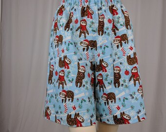 de402b14231 Pajama shorts cotton rubber duck comfy sleep shorts summer   Etsy