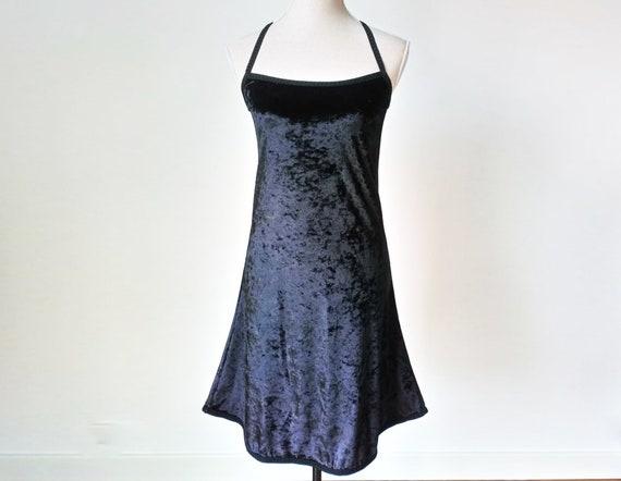 Black Velvet Dress, Black Gothic Dress, Women Midi Dress, Little Black Dress, Black Short Dress, Medieval Dress, Black Witch Dress, Vampire