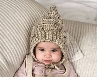 Baby Beanie, Baby Hat, Toddler Hat, Toddler Beanie, Ribbed Baby Hat, Neutral Baby, Crochet Hat, Crochet Beanie, Baby Shower, Gender Neutral