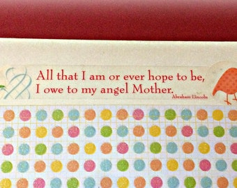 Card for Mom