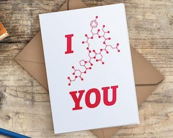 Geeky Valentine Card Etsy