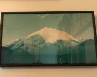 VINTAGE MOUNTAIN PHOTOGRAPH