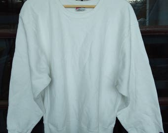 Rare !!! Vintage Sweatshirt Reverse Weave Champions 90s