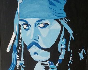 Blue Jack Sparrow