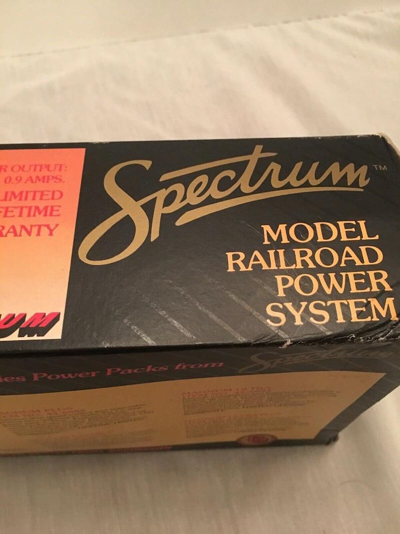 Spectrum Magnum Model Railroad Power System #44-6681