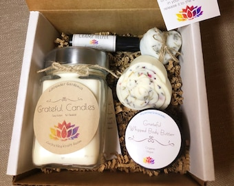 Grateful Candles monthly subscription box / gift ideas