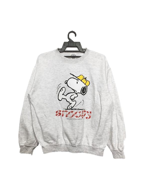 Vintage Snoopy Peanuts sweatshirt