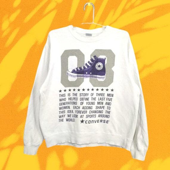 Vintage Converse Big Logo Spellout converse shoes