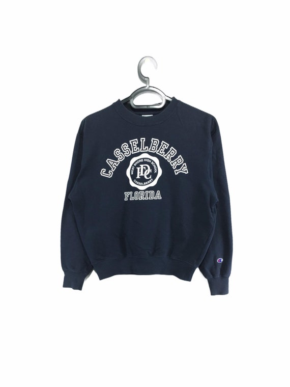 Vintage Champion West Shore High School sweatshirt
